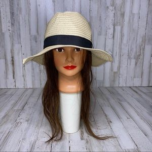 New Women's Straw Beach Vacation Sun Hat